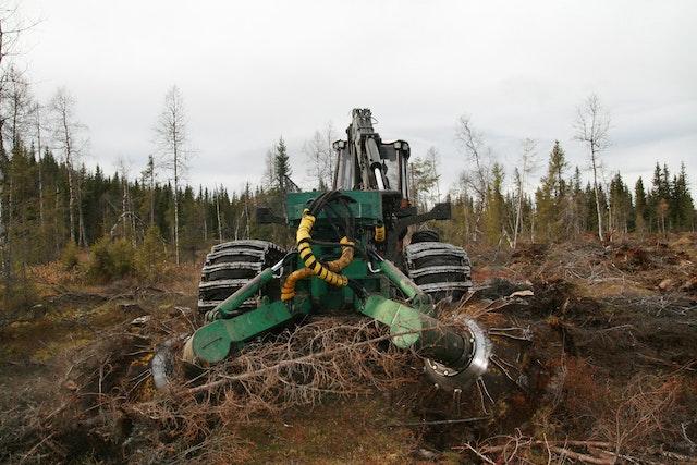 Glommen Mjøsen Skog beklager på det sterkeste etter en feil i forbindelse med markberedning
