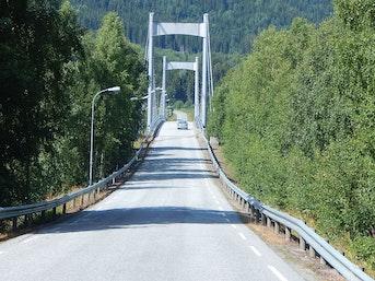 Glommen-Mjøsen Skog - Øker bevilgningen til fylkesveiene