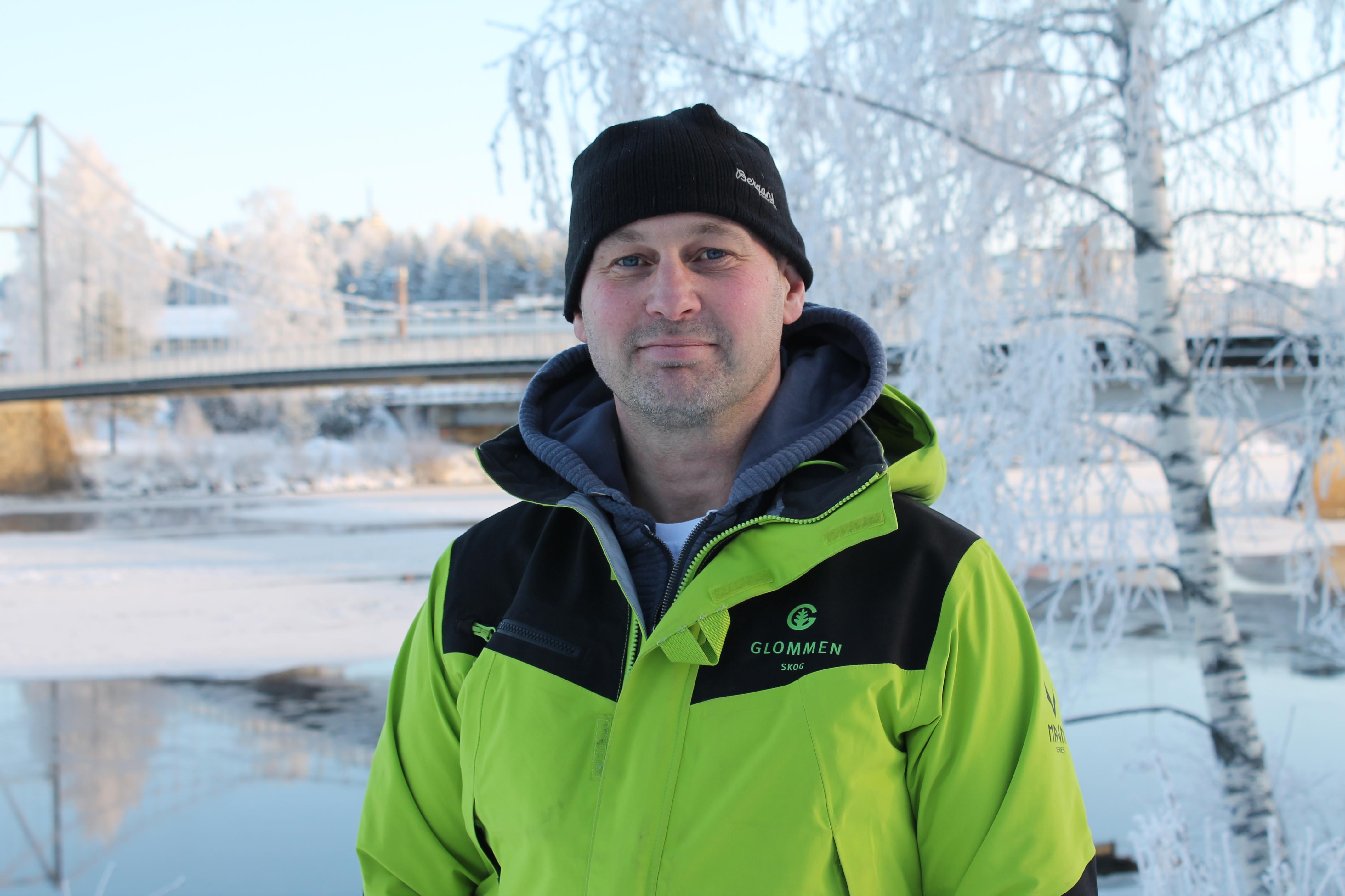 Morten Midtsundstad er ny skogbruksleder i Solør